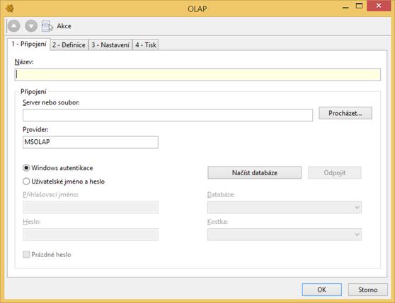 vytvořit uživatelské jméno pro seznamovací server